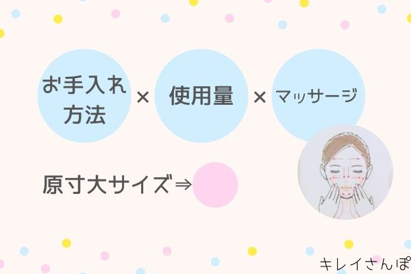 日本ライフ製薬リフトセラム美容液の効果的な使い方
